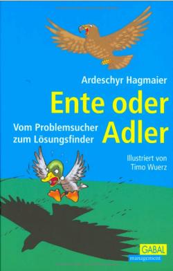 Ente oder Adler Buch