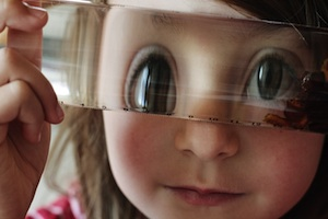 Mehr Geld Brille