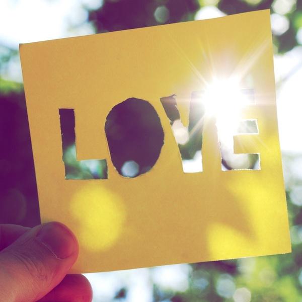 Verliebt sein